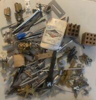 Locksmith Lot Keys Stamps Tools Cams Parts Keys Locks Followers Cylinders Chisel