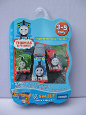 Vtech Vsmile Smartridge THOMAS & FRIENDS Engines Working Together / NEW