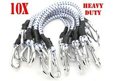 """10PC 24"""" Heavy Duty Bungee Cords 24 inch Thick Tie Downs w/ Hooks CAL-HAWK BRAND"""