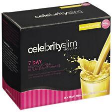 Celebrity Slim 7 Day Banana Shake  (14 x 55g Shake Sachets)