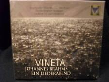 Brahms - Vineta / Konradi/Mertens/Pirner/Allen/Fujimura (2 CDs still sealed)