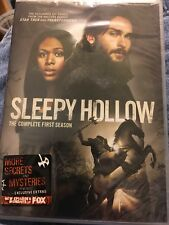 Sleepy Hollow: The Complete First Season (DVD, 2014, 4-Disc Set)