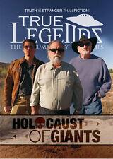 True Legend Episode 3 - Holocaust of Giants Blu-Ray by Stephen Documentary Film