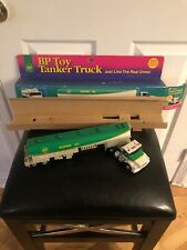 BP Limited Edition Toy Tanker Truck 1994 Battery Operated With Lights And Sound