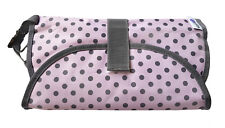 NEW! Pink Spots Change Mat, Multi-Use, Water Resistant, Easy To Use and Clean