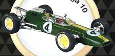 De Metal Legends Of Fórmula 1 Colección 1963 Equipo Lotus 25 #4 Jim Clark GL13