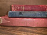 Charles Dickens Lot 3 Inc;Old Curiosity Shop Nelson & Son,David Copperfield 1948