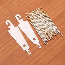 1 Set 3 Sizes Sewing Tools Stainless Steel Knitting Yarn Needles Kits