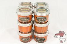 Alaska Wild Smoked Sockeye/Silver Salmon Jars (6each) (Low Carbohydrate)