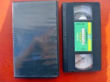 VHS.03) IL MIO EROE PAPERINO - TV SORRISI E CANZONI (WALT DISNEY) SENZA COVER