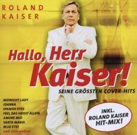 """ROLAND KAISER """"COVER VERSIONS"""" CD NEU"""