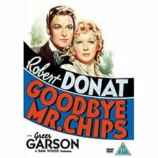 Goodbye Mister Mr. Chips All Region DVD Robert Donat, Greer Garson NEW