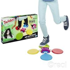 New Twister Moves Hip Hop Spots Electronic Dance Game Family Hasbro Official