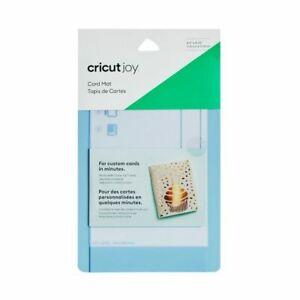 "*New* Cricut JOY CARD MAT 4.5"" x 6.25"" Cutting Portable Factory Sealed Free Ship"