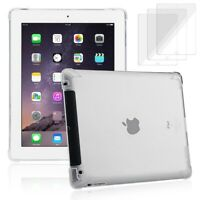 ULTRA Clear Gel Case Cover for Apple iPad 2 / 3/ 4 A1395 Transparent - Fast Ship