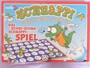 Schnappi das kleine Krokodil von Noris Spiele erschienen 2005