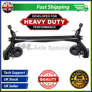 Heavy Duty Rear Axle Subframe to Fit Ford KA MK2 08-16 5mm Thicker Metal Upgrade