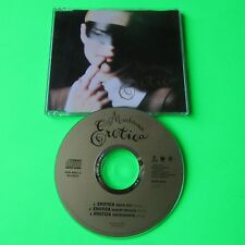 Madonna - Erotica - Rare CD Single
