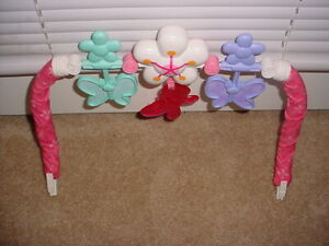 Replacement Toy Bar Only for the FP Comfy Time Bouncer My Beautiful Butterfly