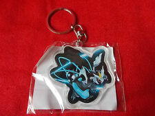 "POKEMON Black Kyurem Keyring 2.4"" 6cm JAPAN Nintendo DS Limited Gift ANIME RARE"