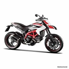 MAISTO 1:12 Ducati Hypermotard 1100 MOTORCYCLE BIKE DIECAST MODEL TOY NEW IN BOX