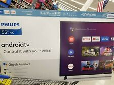 Philips 55 4K Android TV