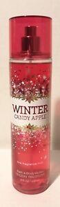 Bath & Body Works Fine Fragrance Mist. Winter Candy Apple. Full size