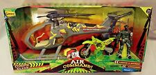 THE CORPS ELITE AIR COMMAND KIDS ARMY MILITARY SOLDIER TOYS CHOPPER MOTORCYCLE