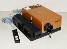 Diaprojektor Rollei P350 AT mit Projar 2,8/85 made in Deutschland Timer