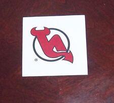 New Jersey Devils  MacDonalds NHL Hockey iron on transfer