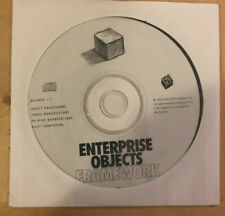 Enterprise Objects Framework 1.1  For NeXTStep  3.3 NeXT Cube , NeXTstation