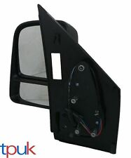FORD TRANSIT CONNECT LEFT ELECTRIC FRONT DOOR MIRROR PASSENGER NEAR SIDE