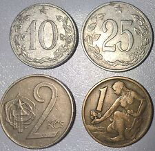 Ceskoslovenska In Münzen Ebay