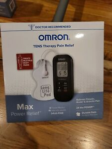 Omron TENS Therapy Pain Relief PM500 Max Power relief. #C1