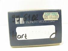 WEINERT 100 109 METALL BAUSATZ H0e DAMPFLOK 996102 HARZQUERBAHN   BW913