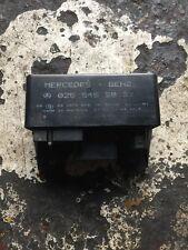 MERCEDES VITO/VIANO IGNITION GLOW PLUG CONTROL UNIT A0255452832