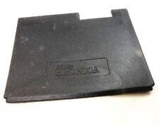 Bronica GS-1 Original Camera Body base bottom Cap Cover    Free Shipping USA