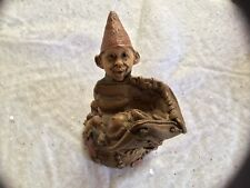 """Tom Clark Collectible Gnome """"Say Hey� Baseball Retired 1993 #28 Signed By Artist"""