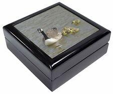 Canadian Geese and Goslings Keepsake/Jewellery Box Christmas Gift, AB-G1JB