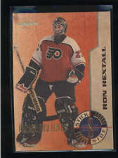 RON HEXTALL 1995/96 95/96 LEAF #7 LIMITED STICK SIDE #1359/2500 AB9182
