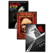 More details for john bannon 3 dvd bundle - fire when ready / bullet party / bullets after dark
