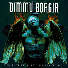 DIMMU BORGIR - Spiritual Black Dimensions LP - BLACK Vinyl Album Record Reissue