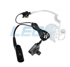 1 WIRE KIT EARPIECE FOR MOTOROLA XPR6350 XPR6380 XPR6550 XPR6580 XPR7550 XPR7350