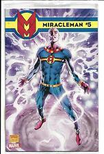 MIRACLEMAN # 5 (MARVEL COMICS, SEALED, MAY 2014), NM NEW