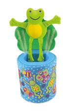 Galt Juguetes Rana en una caja de juguete