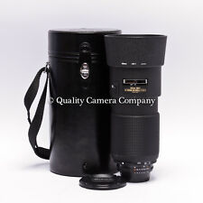 Nikon AF NIKKOR 80-200mm f/2.8D ED - FAST PRO ZOOM EXCELLENT GREAT GLASS SOLID!!