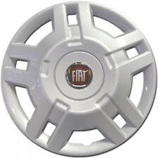 Copricerchio coppa ruota eq. Originale Fiat Ducato '09 logo rosso 15''
