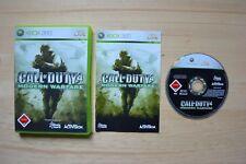 XB360 - Call of Duty 4: Modern Warfare - (OVP, mit Anleitung)
