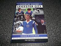 Book. Football. The Essential History of Leicester City. 1st 2001 HB Free UK P&P