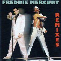 FREDDIE MERCURY : REMIXES / 6 TRACK-CD